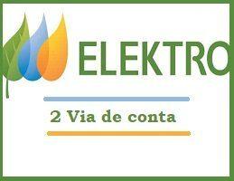 Elektro 2ª Via Conta De Luz Consulta Telefone Elektro