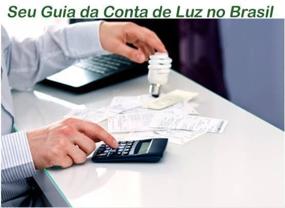 Guia da Conta de Luz no Brasil