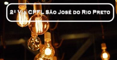 2ª Via CPFL São José do Rio Preto – Tire suas dúvidas
