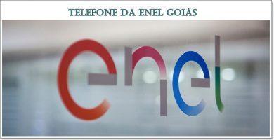 Telefone da Enel Goiás