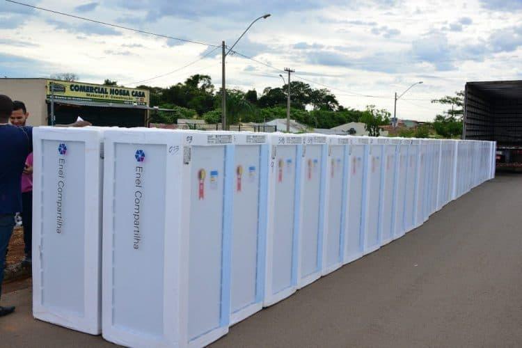 6e39e374f3055 ▷ Enel Goiânia ✅ Telefone ✓ Como ganhar uma geladeira da Enel ...