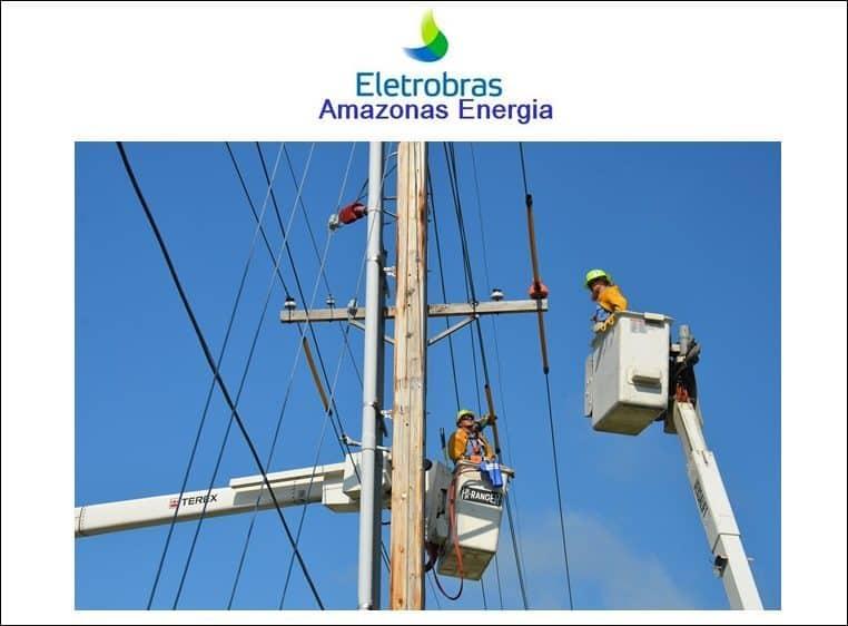 Amazonas Energia Eletrobras