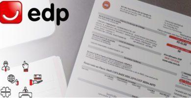 EDP 2ª via cpf