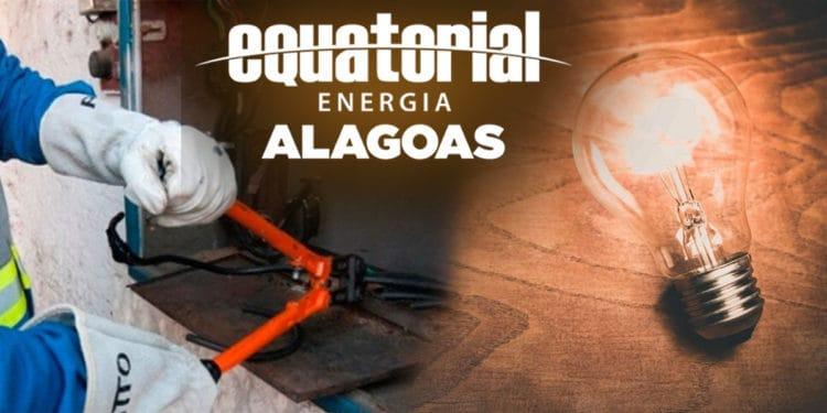Desligamento de luz da Equatorial Alagoas