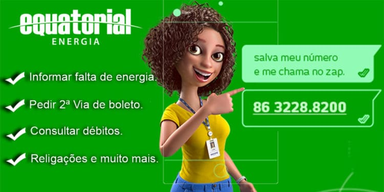 Whatsapp Equatorial Alagoas